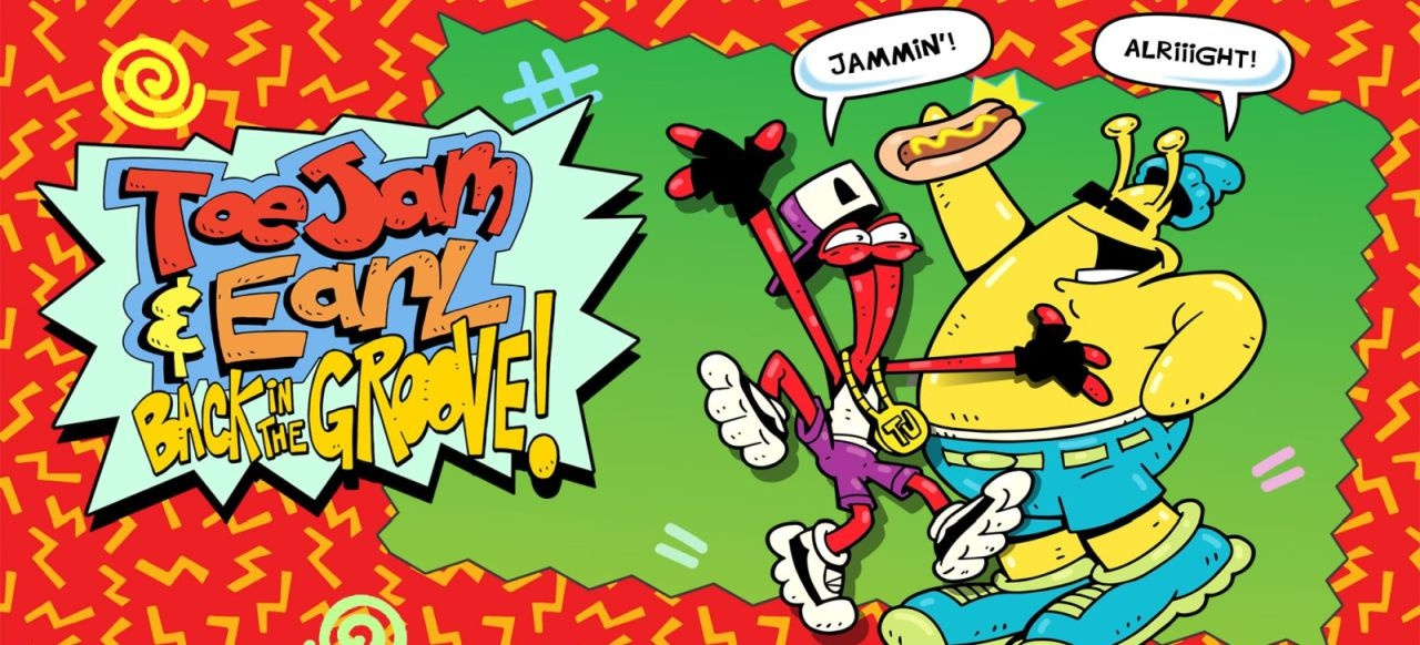 ToeJam & Earl: Back in the Groove! (Action) von HumaNature Studios