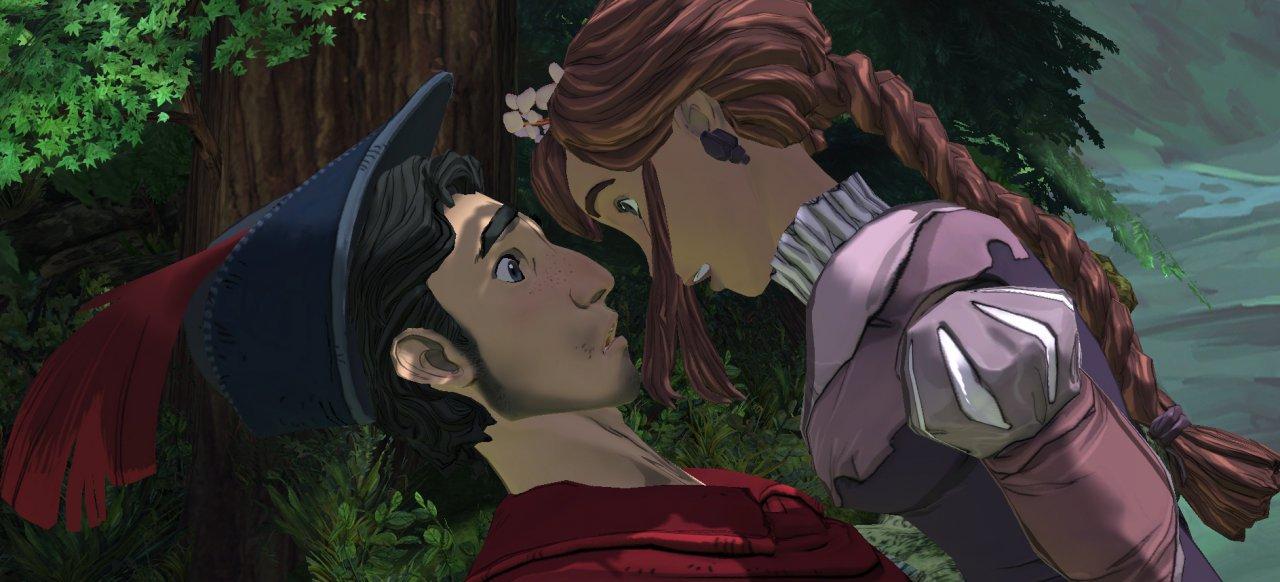 King's Quest - Kapitel 3: Im Turm erobert (Adventure) von Sierra Games