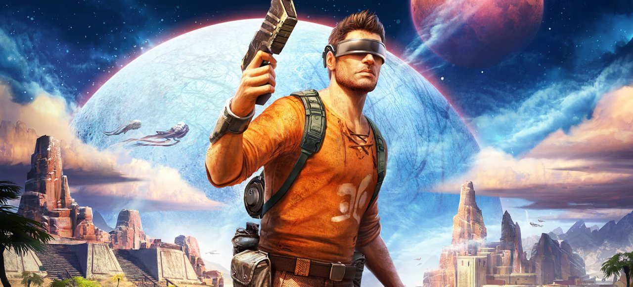Outcast - Second Contact (Action-Adventure) von Bigben Interactive