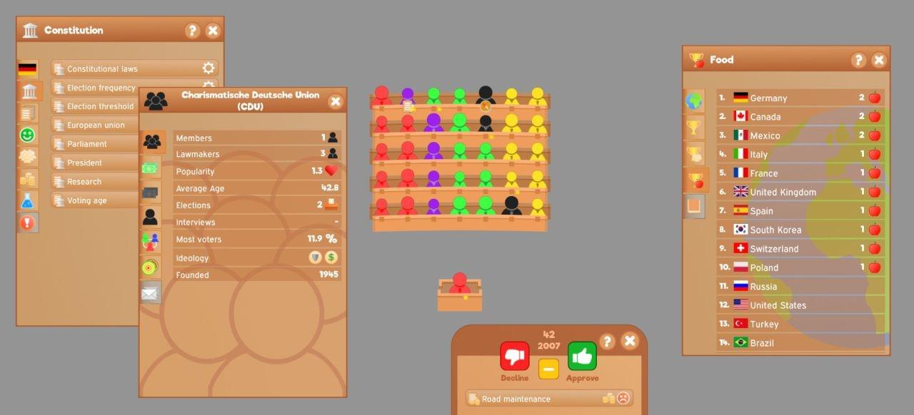 Lawgivers (Simulation) von SomniumSoft
