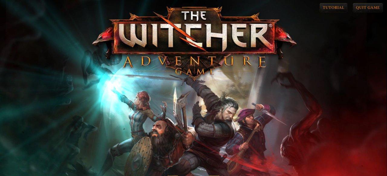 The Witcher Adventure Game (Taktik & Strategie) von CD Project Red/ Fantasy Flight Games