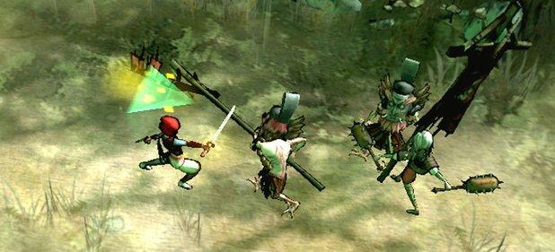 Akaneiro: Demon Hunters (Action-Adventure) von Spicy Horse Games