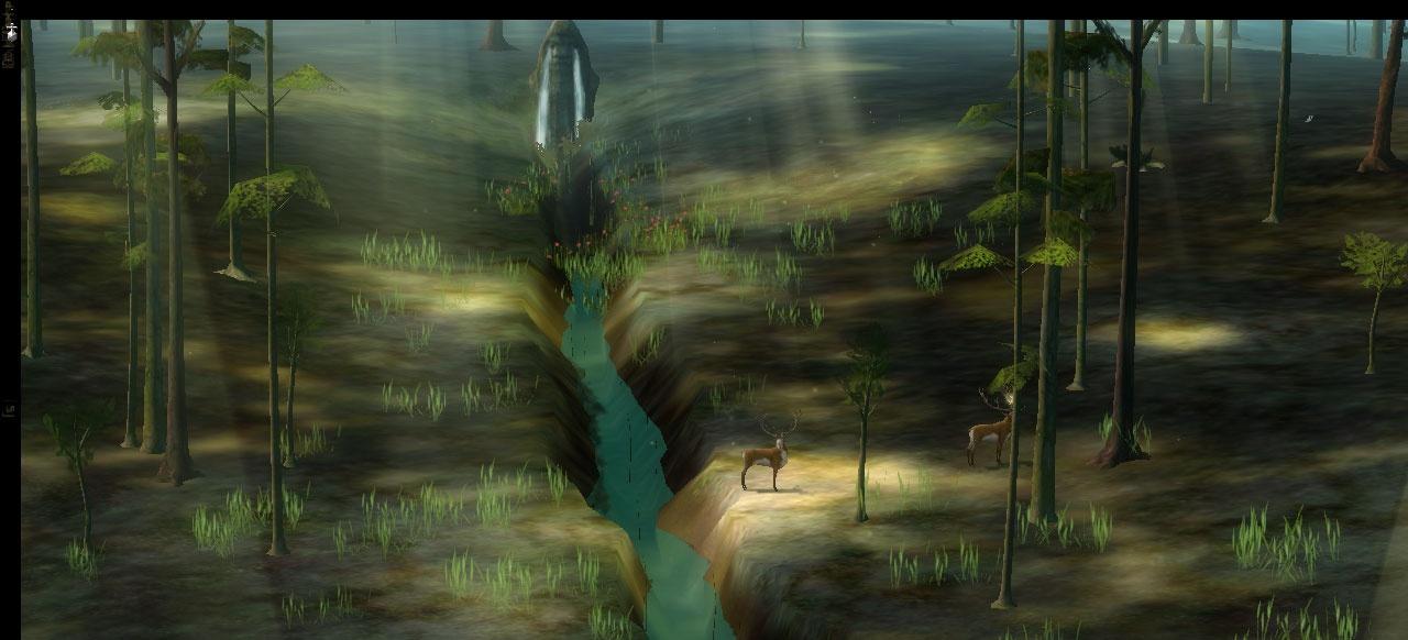 The Endless Forest (Adventure) von