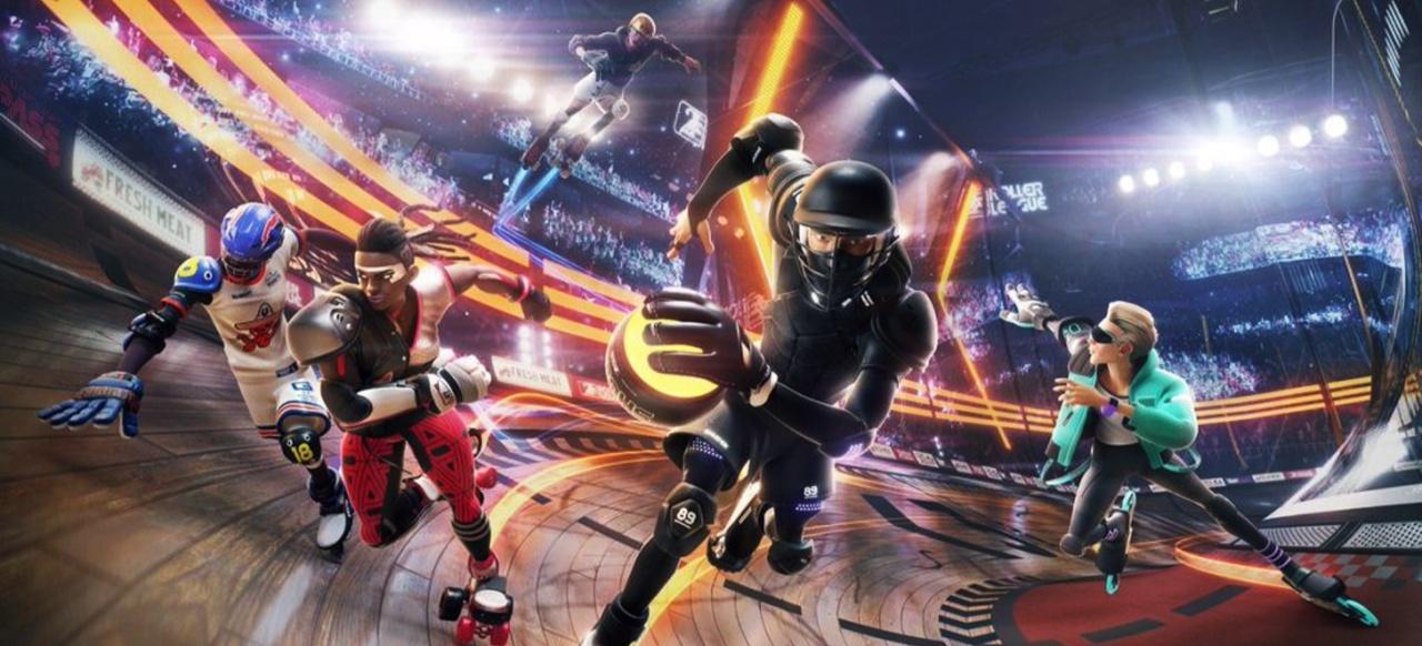 Roller Champions (Sport) von Ubisoft