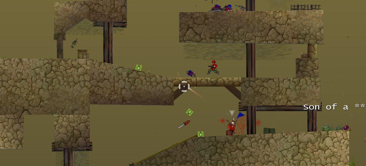 Soldat (Arcade-Action) von Transhuman Design