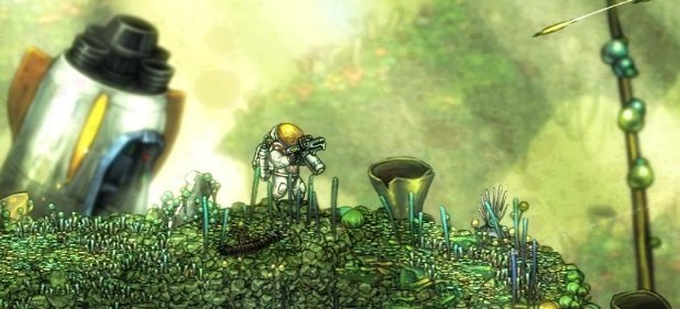 Capsized (Arcade-Action) von Alientrap / Namco Bandai