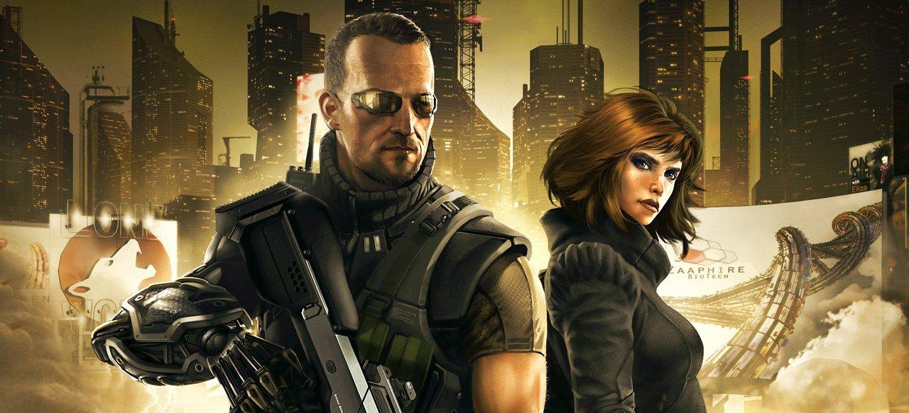Deus Ex: The Fall (Rollenspiel) von Square Enix