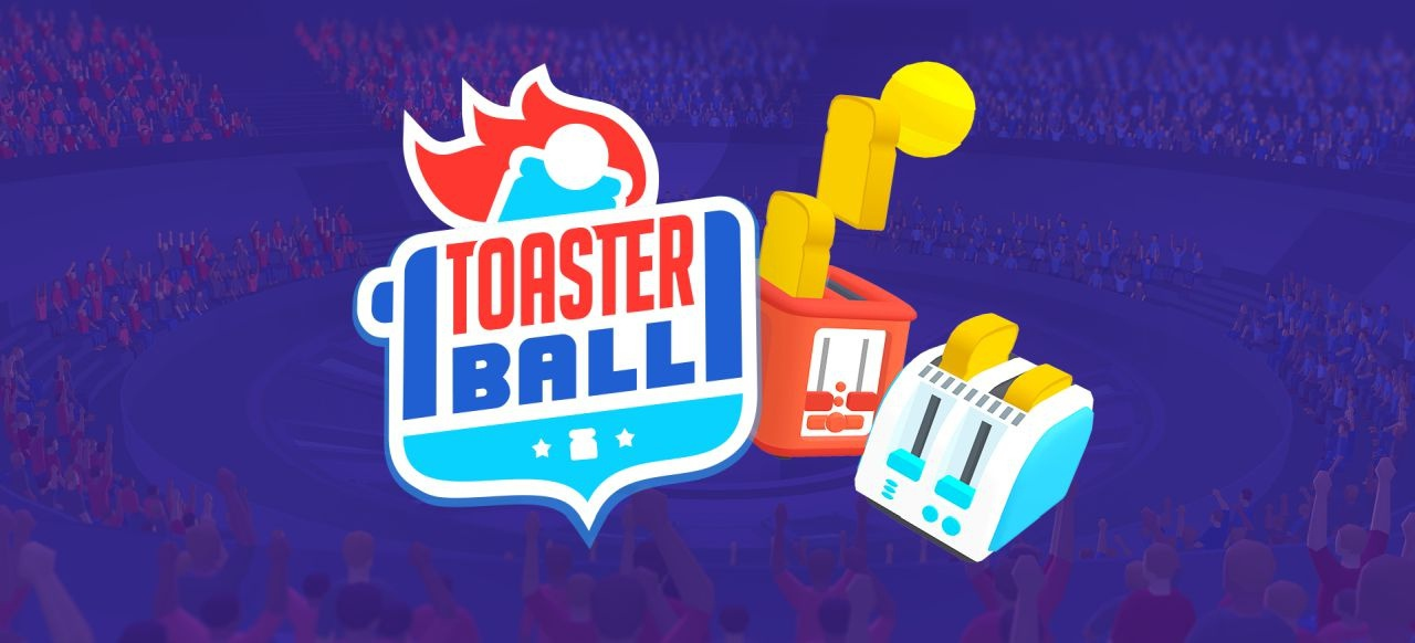 Toasterball (Arcade-Action) von Couch Game Crafters