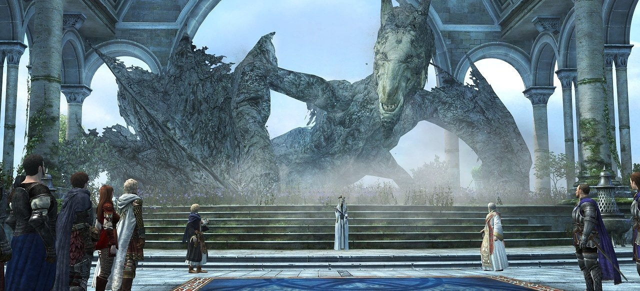 Dragon's Dogma Online (Rollenspiel) von Capcom