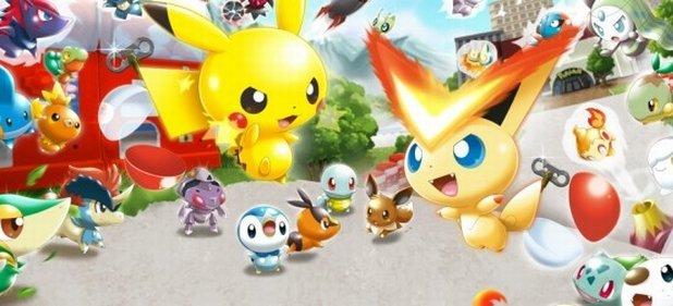 Pokémon Rumble U (Geschicklichkeit) von Nintendo