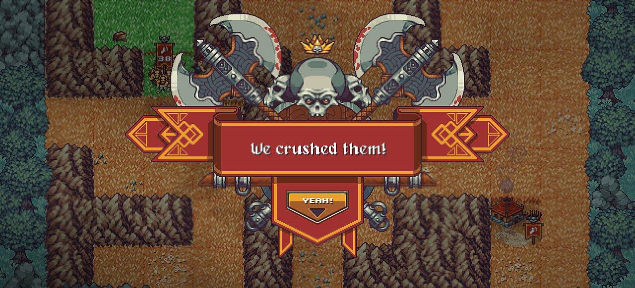 Crush Your Enemies (Taktik & Strategie) von Vile Monarch / Gambitious Digital Entertainment