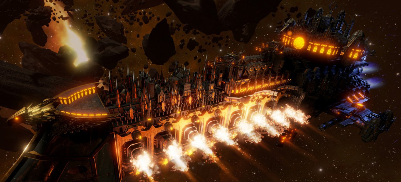Battlefleet Gothic: Armada (Taktik & Strategie) von Focus Home Interactive