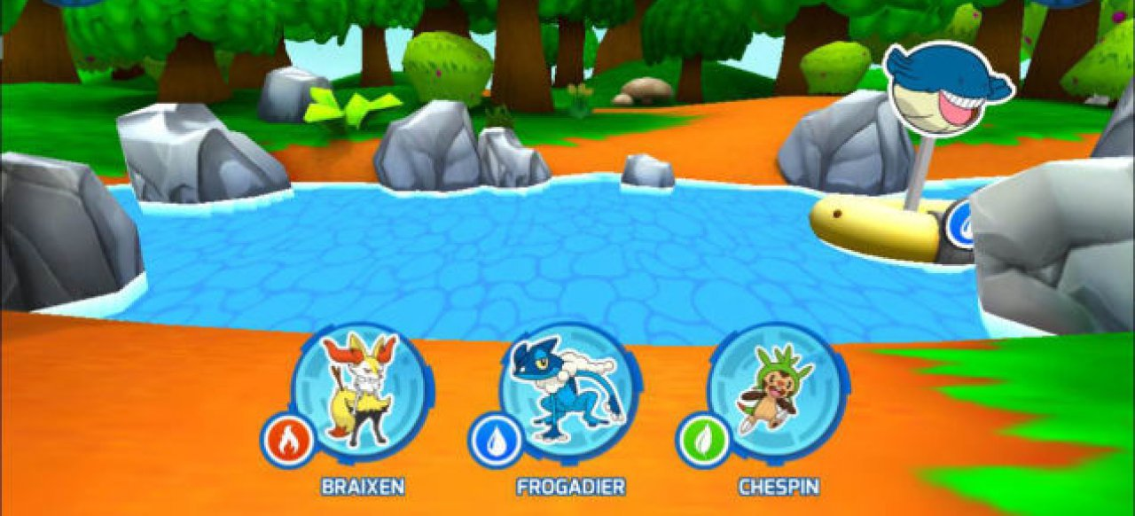 Camp Pokemon (Action) von The Pokemon Company
