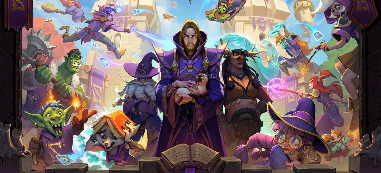 Hearthstone: Akademie Scholomance (Taktik & Strategie) von Blizzard Entertainment