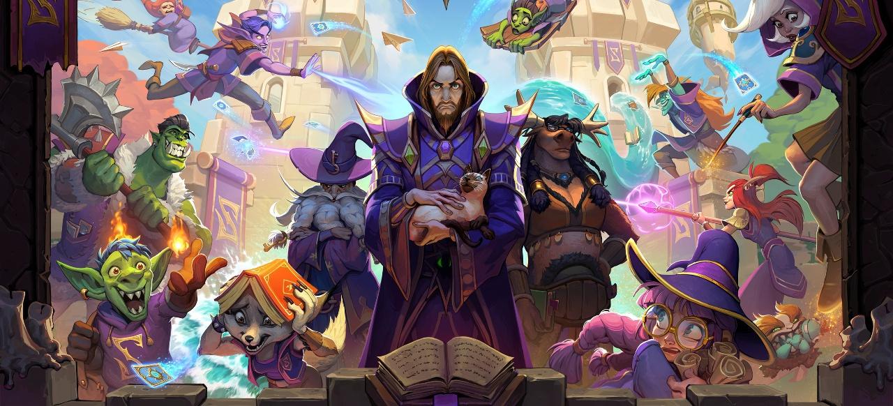 Hearthstone: Akademie Scholomance (Taktik & Strategie) von Blizzard Entertainment