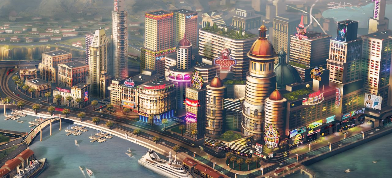 SimCity (Strategie) von Electronic Arts