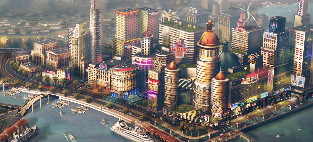 SimCity (Taktik & Strategie) von Electronic Arts