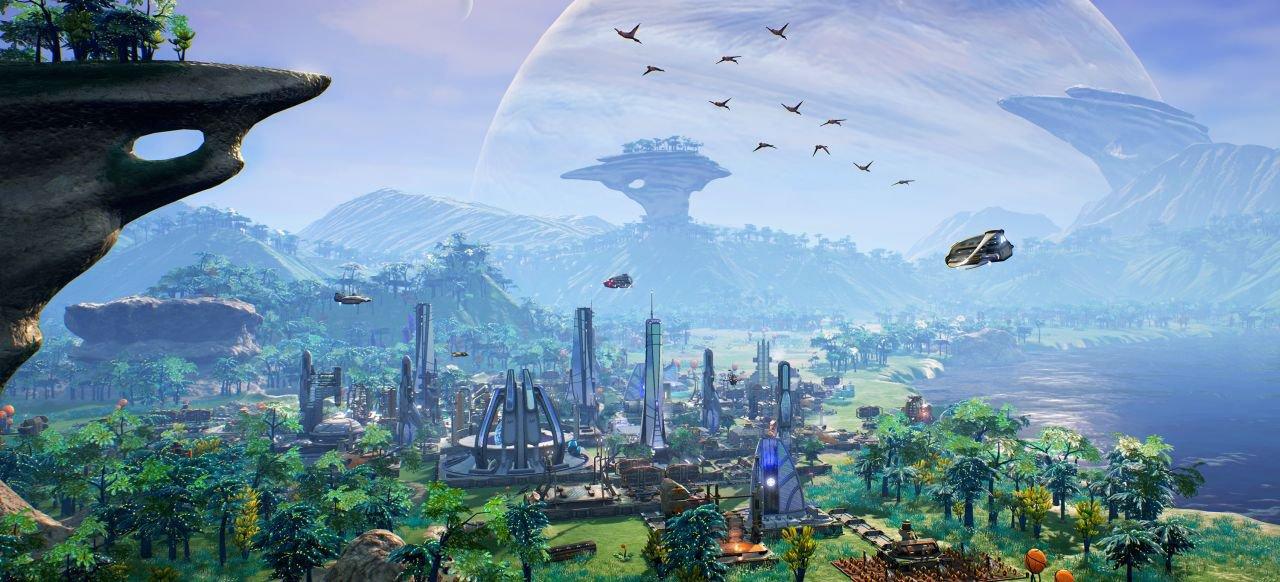 Aven Colony (Taktik & Strategie) von Mothership Entertainment / Team17