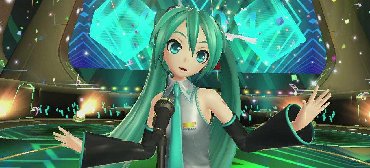 Hatsune Miku: VR Future Live (Musik & Party) von SEGA