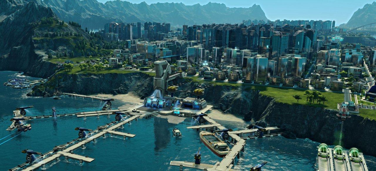 ANNO 2205 (Taktik & Strategie) von Ubisoft