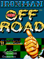 Alle Infos zu Ivan 'Ironman' Stewart's Super Off Road (PC,Spielkultur)