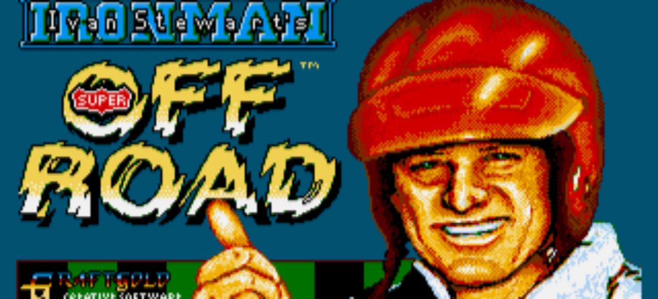 Ivan 'Ironman' Stewart's Super Off Road (Rennspiel) von Leland Corporation