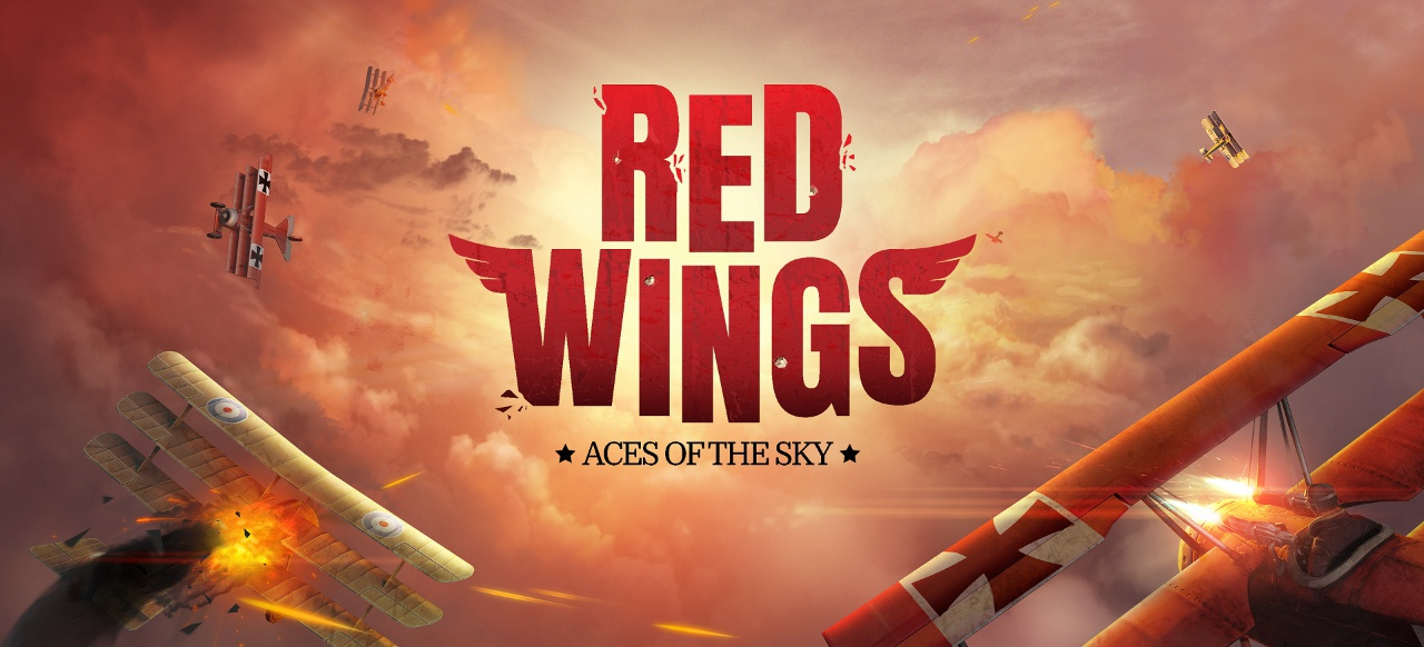 Red Wings: Aces of the Sky (Arcade-Action) von All in! Games
