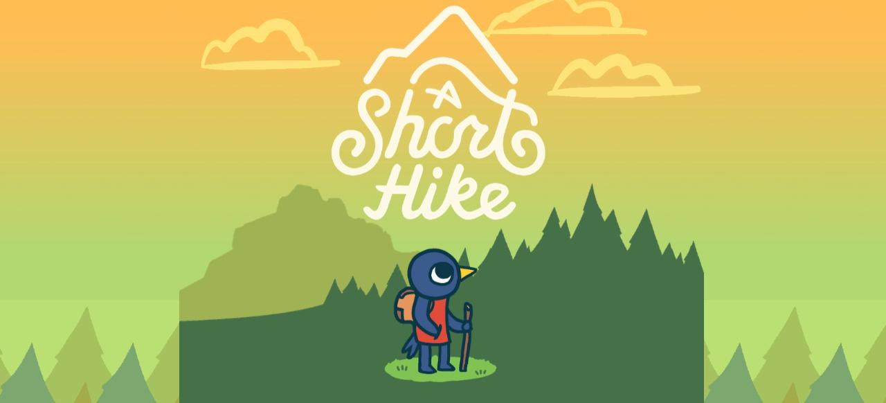 A Short Hike (Action-Adventure) von adamgryu