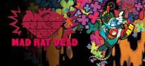 Mad Rat Dead: Rhythmus-Plattformer für PS4 und Switch angekündigt