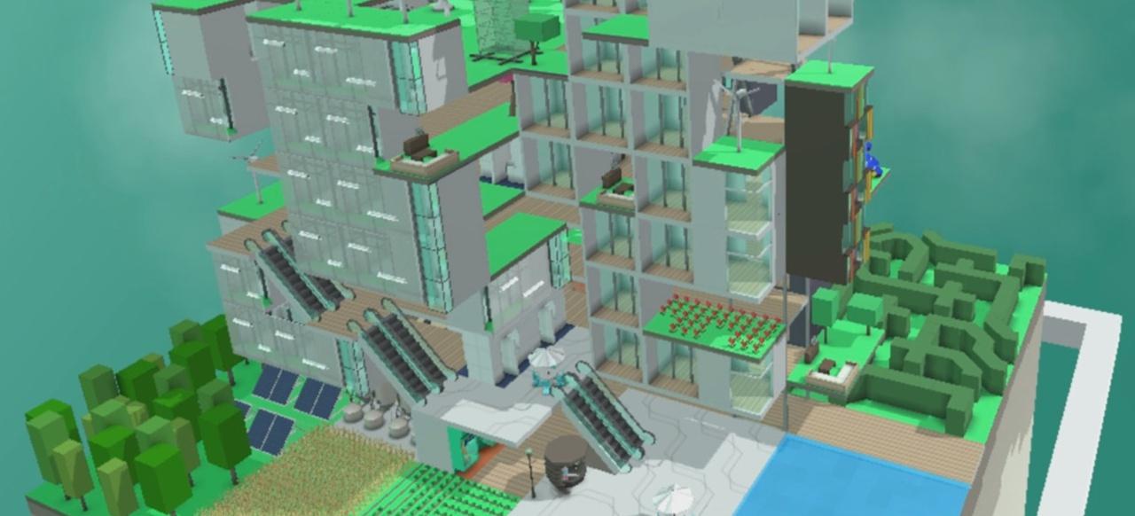 Block'hood VR (Taktik & Strategie) von Devolver Digital