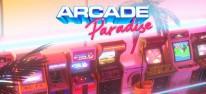Arcade Paradise: Vom Waschsalon zur Spielhalle - Aufbau-Simulation in den 90ern angekündigt