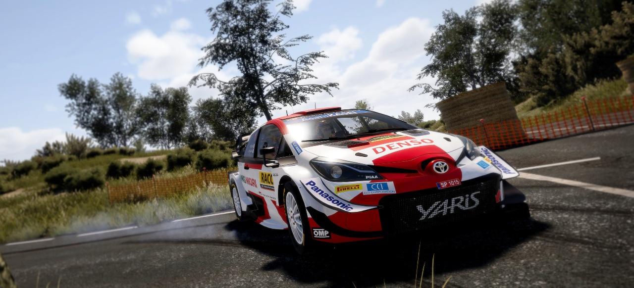 WRC 10 - The Official Game (Rennspiel) von Nacon