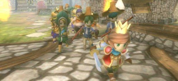 New Little King's Story  (Strategie) von Konami