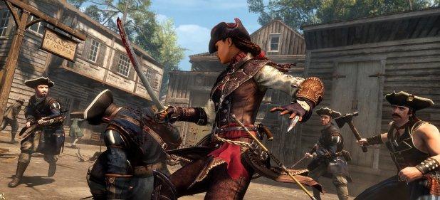 Assassin's Creed: Liberation HD (Action-Adventure) von Ubisoft