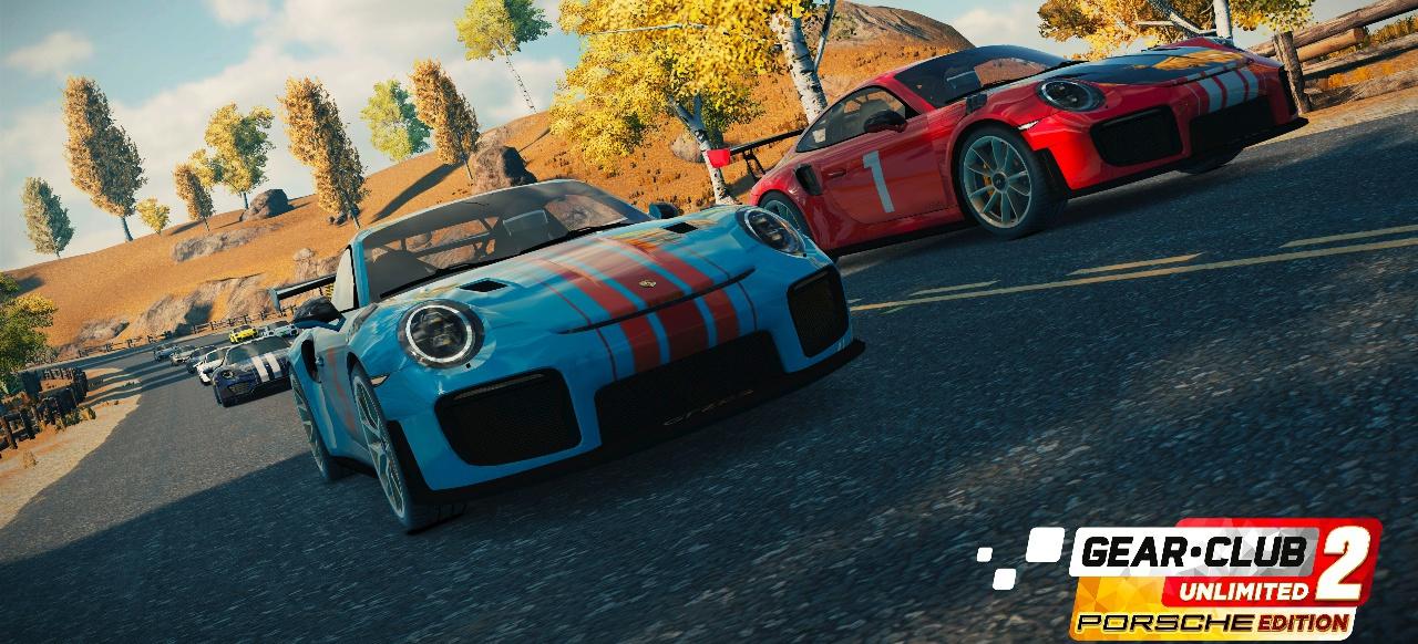 Gear.Club Unlimited 2 Porsche Edition (Rennspiel) von Microïds / astragon