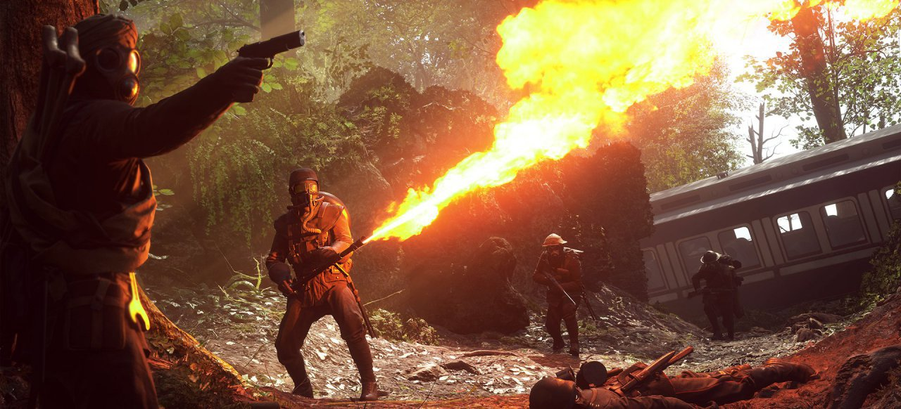 Battlefield 1 (Shooter) von Electronic Arts