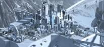 Cliff Empire: Futuristische Aufbau-Strategie hat den Early Access verlassen