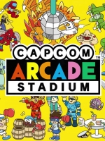 Alle Infos zu Capcom Arcade Stadium (Switch)