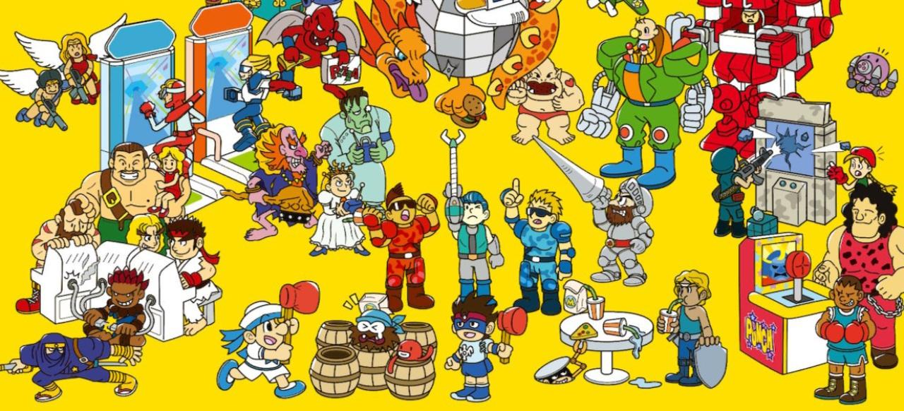 Capcom Arcade Stadium (Arcade-Action) von Capcom