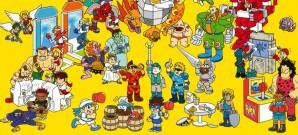 Capcoms geballte Arcade-Geschichte