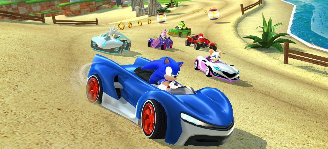 Sonic Racing (Rennspiel) von Sega
