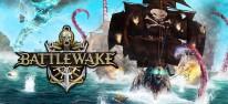 Battlewake: Erstaunlich schnelle Segelschiff-Action mit qualmenden Kanonen in VR veröffentlicht