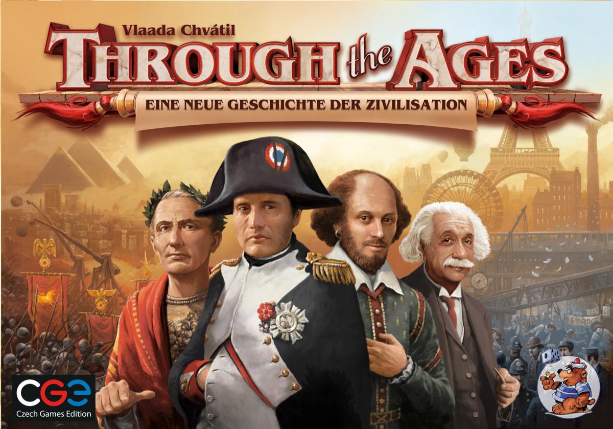 Alle Infos zu Through the Ages (Spielkultur)