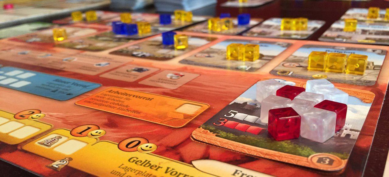 Through the Ages (Brettspiel) von Heidelberger Spieleverlag