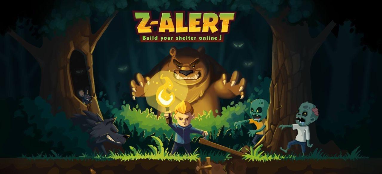 Z-Alert (Survival & Crafting) von Cedar Games
