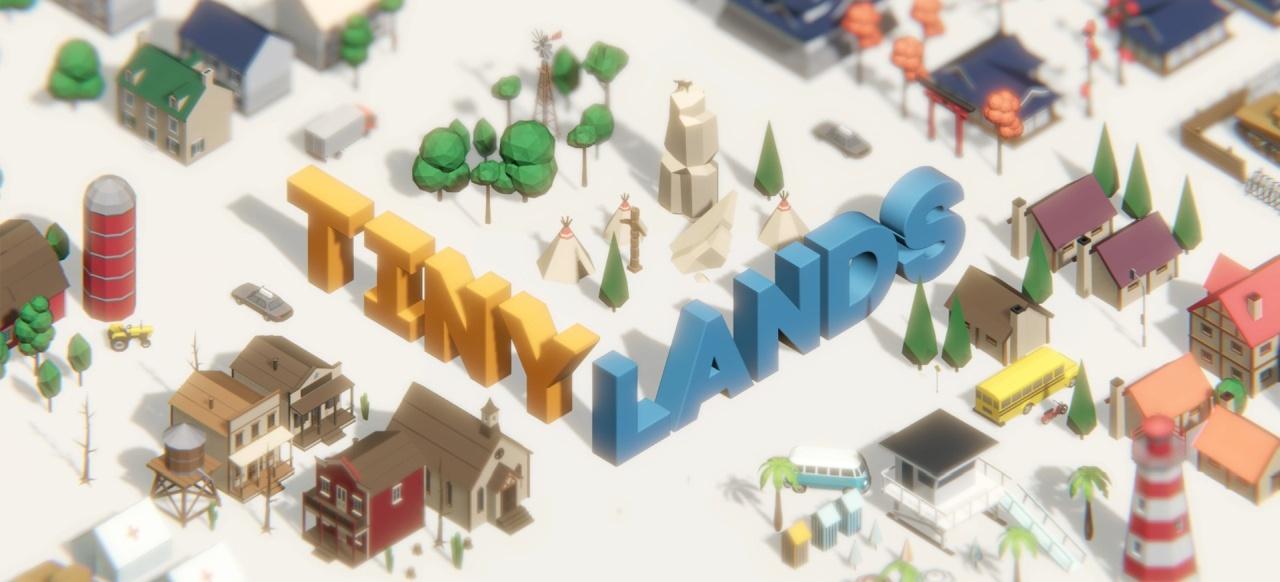 Tiny Lands (Logik & Kreativität) von Maple Whispering