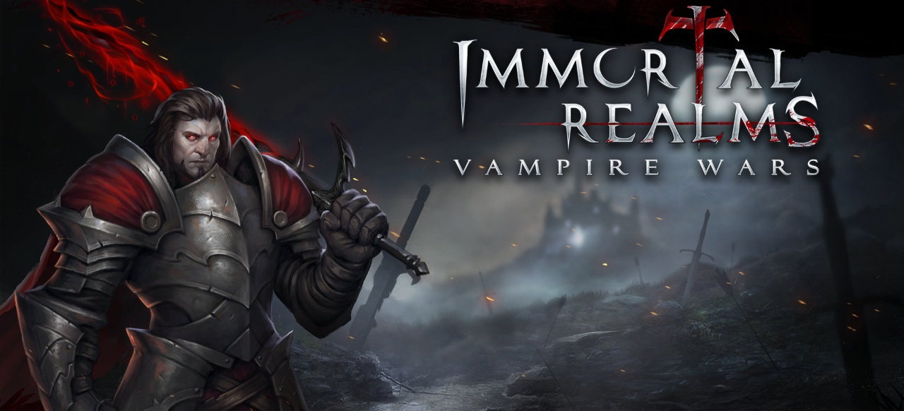 Immortal Realms: Vampire Wars (Taktik & Strategie) von Kalypso Media