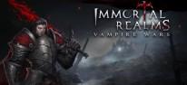 Immortal Realms: Vampire Wars: Vampir-Schlachten entbrennen Ende August