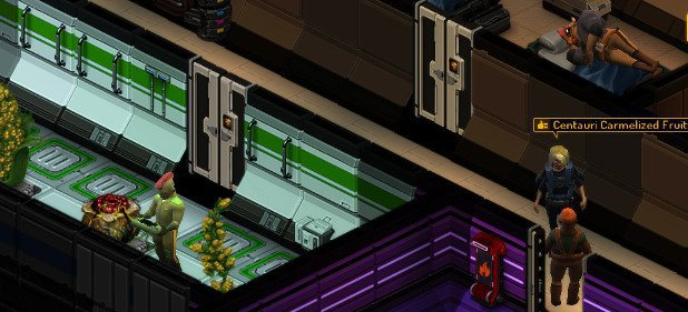 Spacebase DF-9 (Strategie) von Double Fine Productions