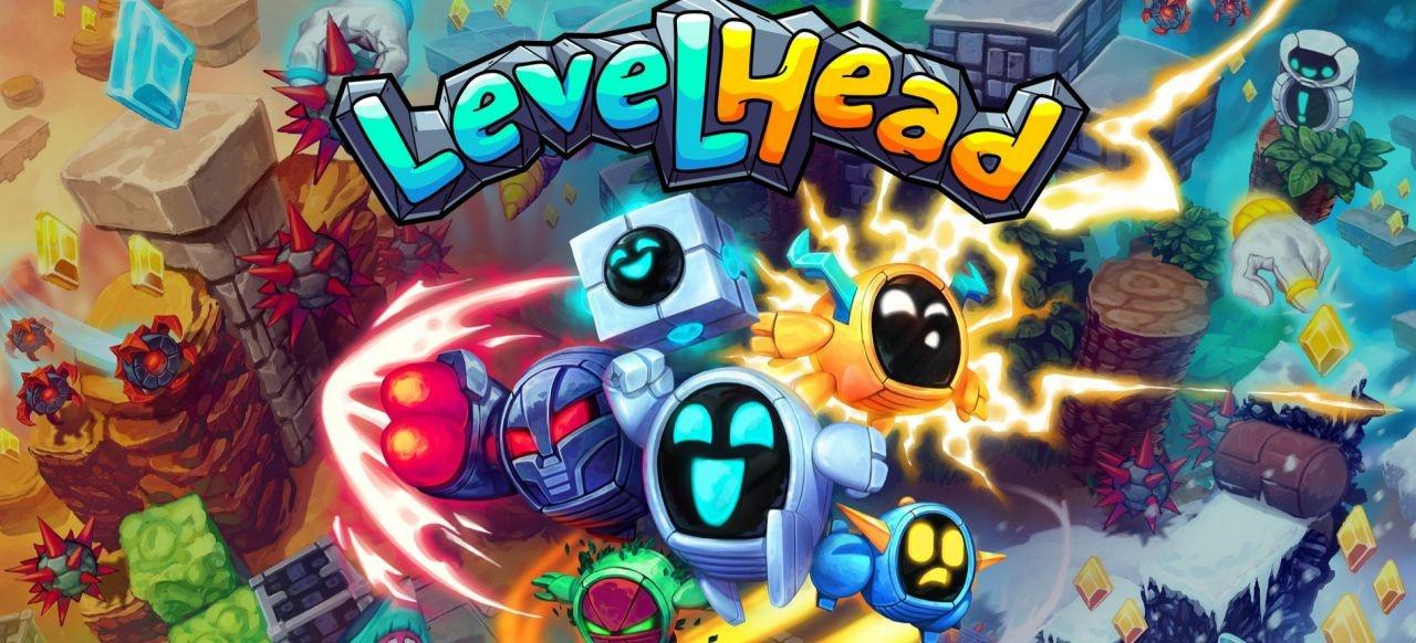 LevelHead (Plattformer) von Butterscotch Shenanigans